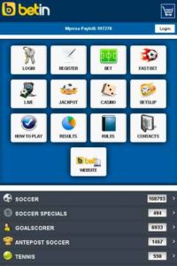 Betin App Download on Mobile