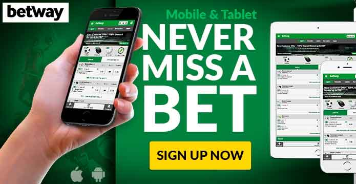 Betway app download on mobile